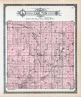 Carlton Township, Middle Lake, Leach Lake, Barry County 1913