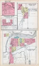Irving, Delton, Orangeville, Nashville, Barry County 1913