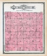 Maple Grove Township, Barry County 1913