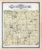 Orangeville Township, Gun Lake, Fish Lake, Barry County 1913