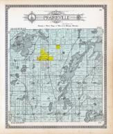 Prairieville Township, Pine Lake, Crooked Lake, Barry County 1913