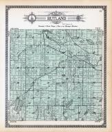 Rutland Townhip, Otis Lake, Podunk Lake, Barry County 1913