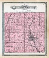Thornapple Township, Middleville, Duncan Lake, Barry County 1913