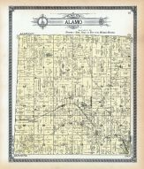 Alamo Township, Williams, Twin Lakes, Mud Lake, Kalamazoo County 1910