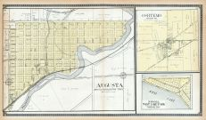 Augusta, Newell West Lake Park, Oshtemo, Kalamazoo County 1910