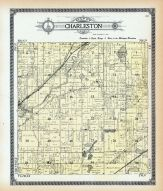 Charleston Township, Eagle Lake, Galesburg, Long Lake, Woods Lake, Kalamazoo County 1910