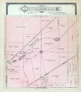 Kalamazoo City - Section 11, Kalamazoo County 1910