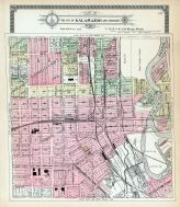 Kalamazoo City - Section 15, Kalamazoo County 1910