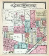 Kalamazoo City - Section 16, Kalamazoo County 1910