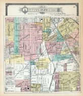 Kalamazoo City - Section 22, Kalamazoo County 1910