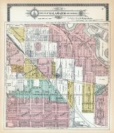 Kalamazoo City - Section 23, Kalamazoo County 1910