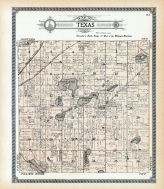 Texas Township, Paw Paw Lake, Pretty, Eagle, Weeds, Bass, Crooked, Mill Pond,, Kalamazoo County 1910