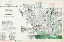 Baraga County, Michigan State Atlas 1955