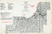 Bay County, Michigan State Atlas 1955
