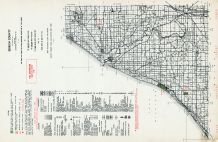 Berrien County, Michigan State Atlas 1955