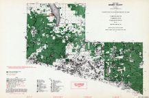 Gogebic County - East, Michigan State Atlas 1955