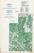 Houghton County - South, Michigan State Atlas 1955