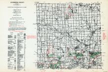 Livingston County, Michigan State Atlas 1955