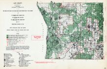 Luce County, Michigan State Atlas 1955