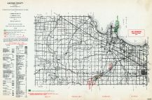 Macomb County, Michigan State Atlas 1955