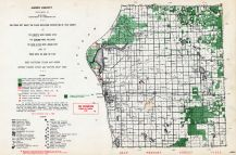 Mason County, Michigan State Atlas 1955