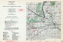 Midland County, Michigan State Atlas 1955