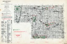 Montcalm County, Michigan State Atlas 1955