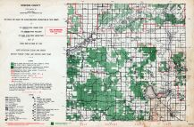 Wexford County, Michigan State Atlas 1955