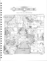 Grand Park Township, Rice Lake, Sprucedell P.O., Becker County 1911