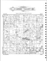 Green Valley Township, Becker County 1911