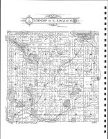 Township 141 N., Range 40 W., Strawberry Lake, Becker County 1911