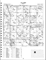 Callaway Township, St. Clair Lake, Becker County 1992