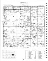Carsonville Township, Becker County 1992