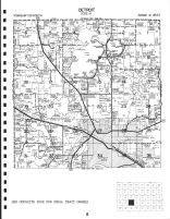 Detroit Township, Detroit Lakes, Becker County 1992