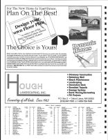 Detroit Township Owners Directory, Ad - Dynamic Homes, Hough Landscaping, Inc., Becker County 1992