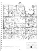 Erie Township, Cotton Lake, Becker County 1992