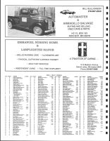 Erie Township Owners Directory, Ad - Automaster and Armadillo Salvage, Emmanuel Nursing Home, Becker County 1992
