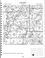 Lake Eunice Township, Becker County 1992
