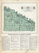 Cambria Township, Blue Earth County 1929
