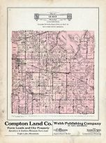 Le Ray Township, Madison Lake, Blue Earth County 1929