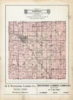 McPherson Township, Blue Earth County 1929