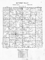Code BV - Butternut Valley Township, Storm Lake, Armstrong Lake, Lieberg Lake, Blue Earth County 1962