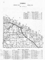 Code CA - Cambria Township, Blue Earth County 1962