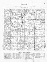 Code DE - Decoria Township, Blue Earth County 1962