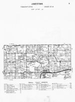 Code JA - Jamestown Township, Ballantyne Lake, Duck Lake, Blue Earth County 1962