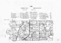 Code LI - Lime Township, Wita Lake, Eagle Lake, Blue Earth County 1962