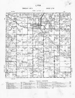 Code LY - Lyra Township, Good Thunder, Blue Earth County 1962