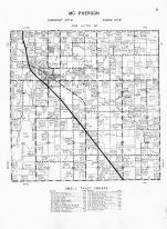 Code MC - Mc Pherson Township, Clair, Blue Earth County 1962
