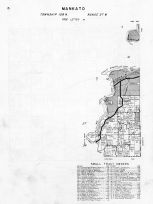 Code M - Mankato Townshp, Blue Earth County 1962