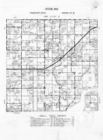 Code ST - Sterling Township, Lura Lake, Blue Earth County 1962